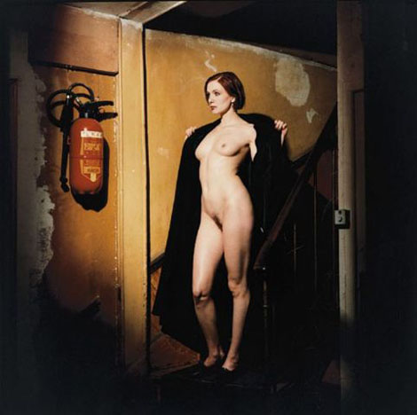 Bettina rheims erotic art anal nude